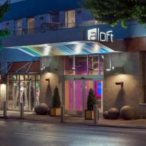 Aloft - Asheville Downtown Asheville