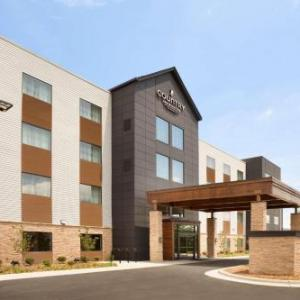 Country Inn & Suites by Radisson, Asheville Westgate, NC Asheville